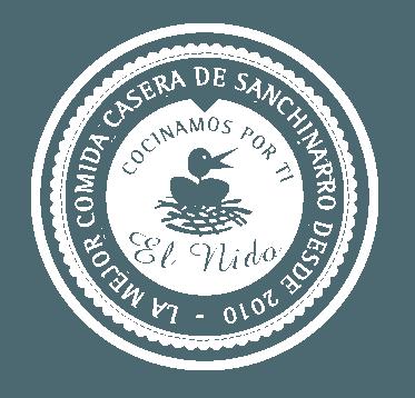 Logo de El Nido Sanchinarro - Comida casera para llevar en Sanchinarro
